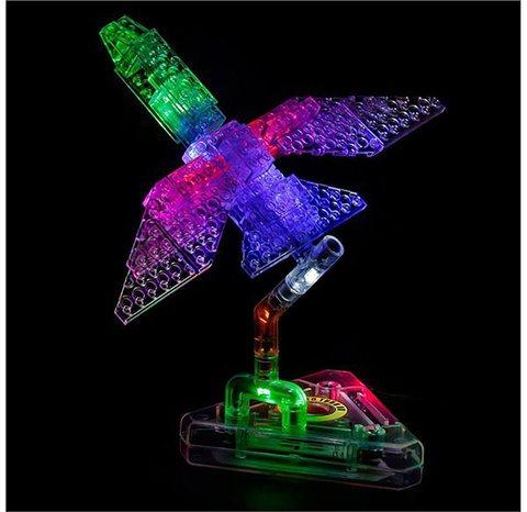 Конструктор Laser Pegs «Воздушный транспорт» 6 в 1 (9005)