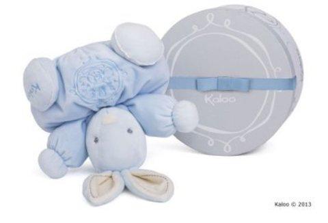 Kaloo. Мягкая игрушка Зайка голубой (средний размер)