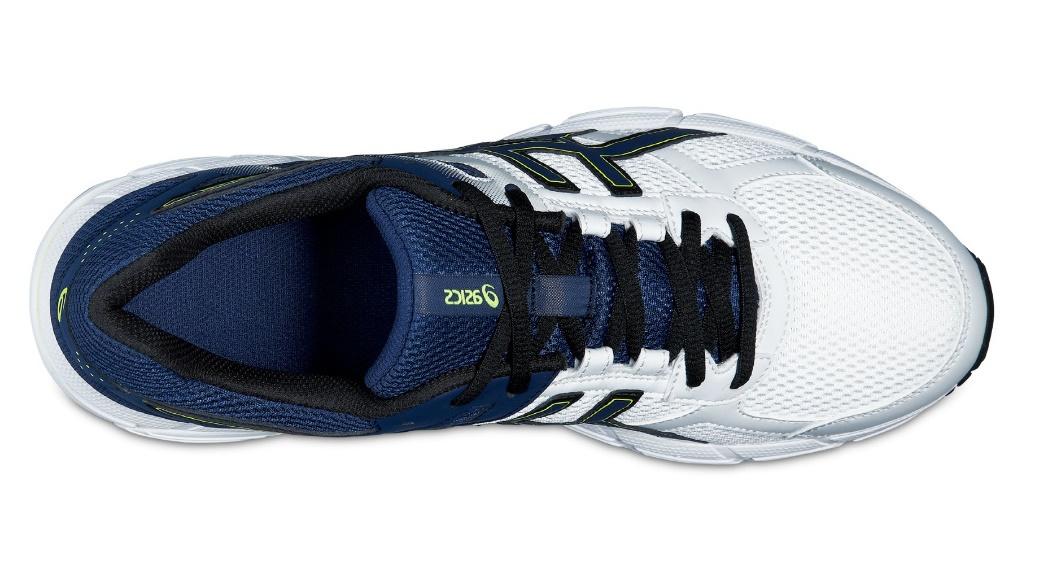 Мужские беговые кроссовки Asics Gel-Essent 2 (T526N 0149) белые фото
