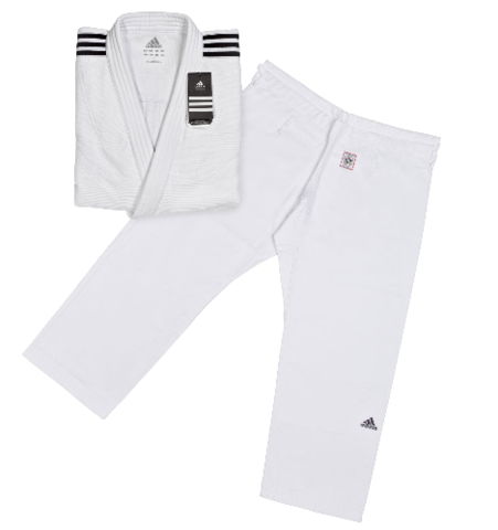 Кимоно для дзюдо Adidas Champion 2 IJF Slim Fit J-IJFS (4)