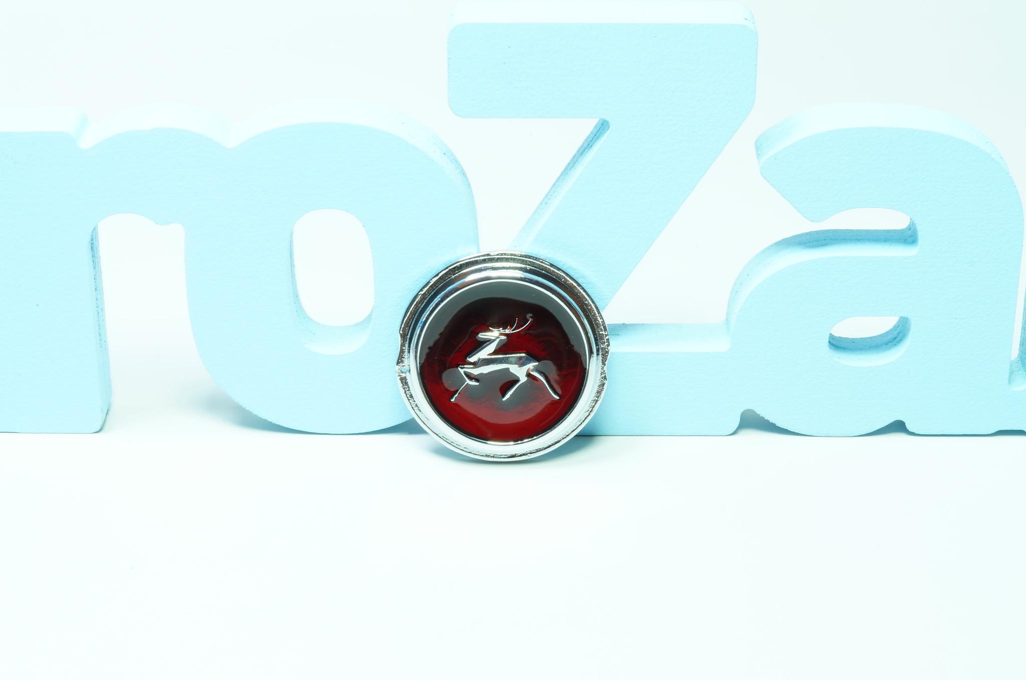 Эмблема задней птицы металл Газ 21 3 серии