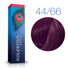 Wella Professional KOLESTON PERFECT 44/66 (Пурпурная дива) - Краска для волос