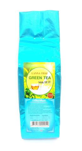 Молочный зелёный чай. 100 гр.
