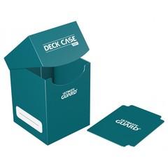Ultimate Guard - Коробочка на 100 карт серовато-синяя