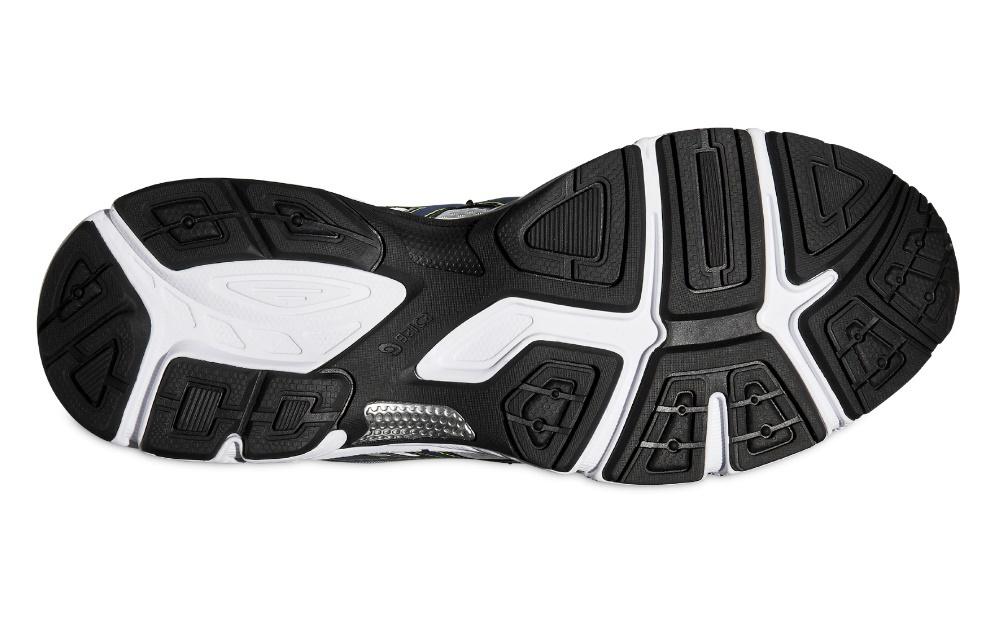 Мужские кроссовки для бега Asics Gel-Essent 2 (T526N 0149) белые фото