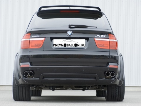 BMW X5 E70 2007-2013 Ремонт Задней Пневмоподвески