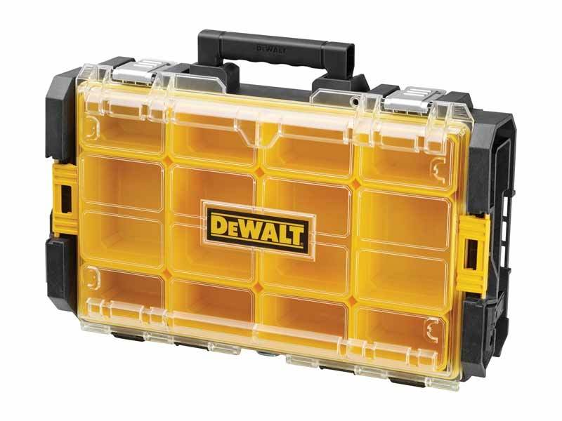 Ящик-модуль DS100 органайзер для системы  Tough System DeWalt DWST1-75522