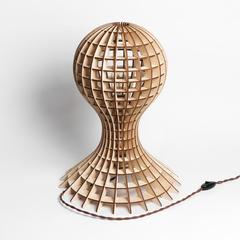 лампа настольная Медуза
