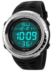 Часы SKMEI 1167- Черные