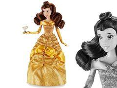 Кукла Белль Принцесса Диснея с питомцем