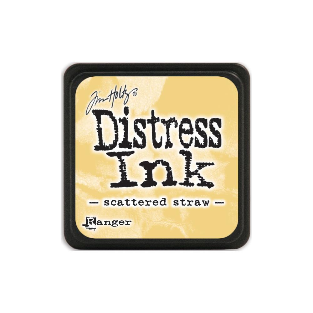Подушечка Distress Ink Ranger - Scattered straw