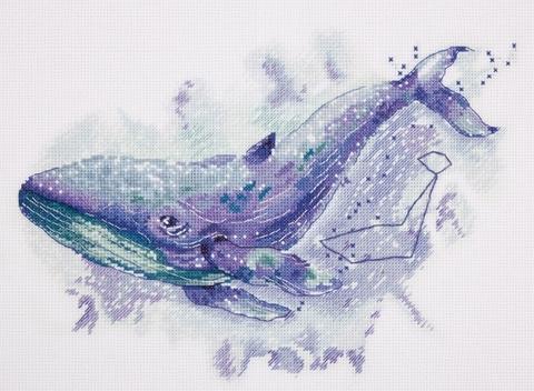 Созвездие кита набор для вышивания
