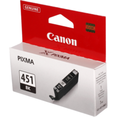 Картридж Canon CLI-451BK