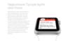 """Купить Часы Apple Watch 42мм (серебристный стальной с застежкой """"бабочка"""" на кнопках ) по доступной цене"""