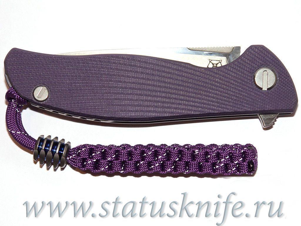 Бусина для ножа Шишка - фотография