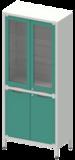 Шкаф лабораторный  ШКа-2 АйЛаб Organizer (вариант 6)