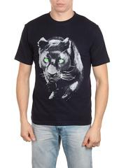 18713-2 футболка мужская, темно-синяя