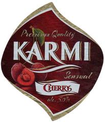 Пиво Karmi Sensual Cherry