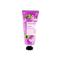 FarmStay Крем для рук Розовый Лотос Pink Fower Blooming Hand Cream Pink Lotus, 100 мл