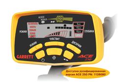 Металлоискатель Garrett ACE 250 RUS