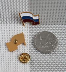 Декор к 9 МАЯ (флаг или герб), 1 шт.