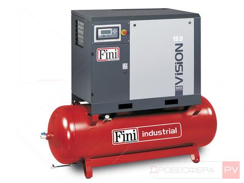 Винтовой компрессор FINI VISION 1508-500F-ES