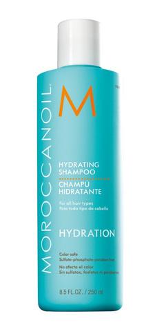 Moroccanoil Hydrating shampoo - Увлажняющий шампунь