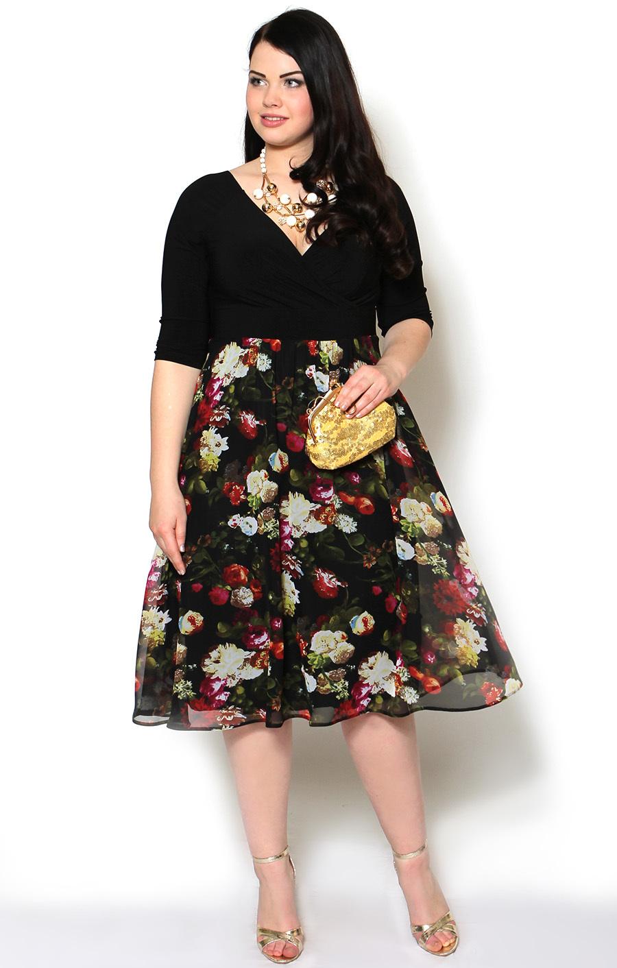 Платье 39-097