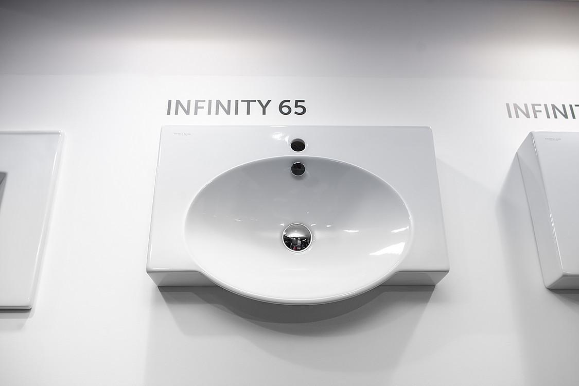 Раковина Sanita Luxe Infinity 65 см