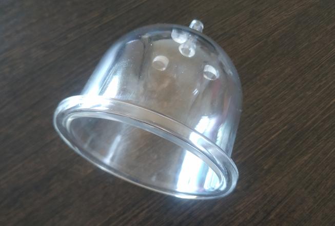 Вакуумная банка для ВС-М6(Старвак), диаметр 60 мм.