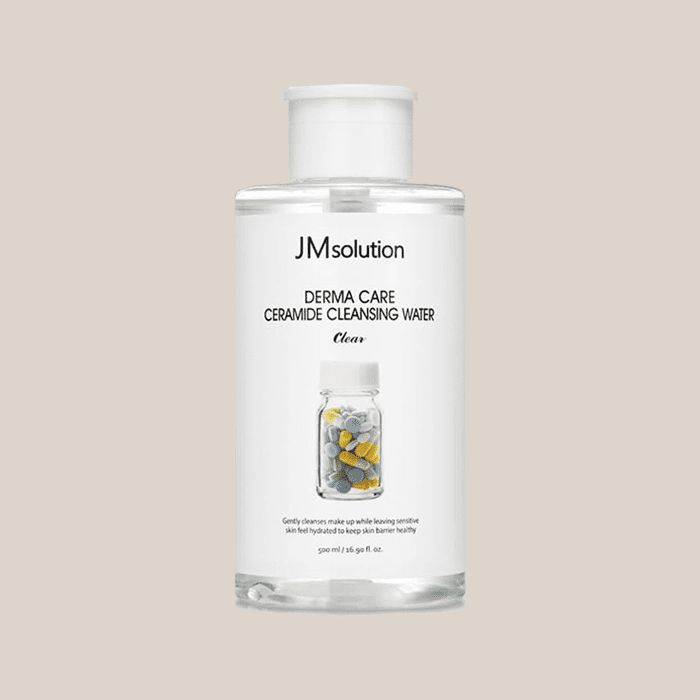 Вода для лица мицеллярная JM Solution Derma Care Cleansing Water