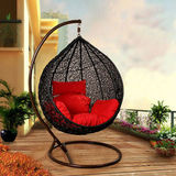 Подвесное кресло Tropica Black