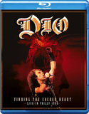 Dio / Finding The Sacred Heart - Live In Philly 1986 (Blu-ray)