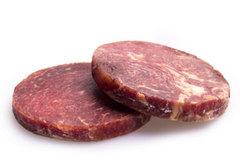 Минутный стейк из говядины Ангус