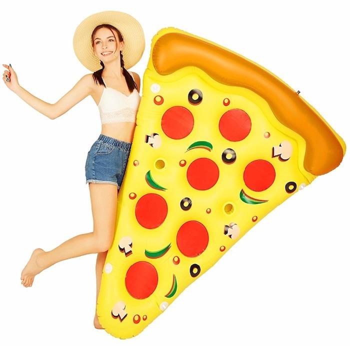 Для отдыха/путешествий Надувной матрас «Пицца» pizza_mattres.jpg