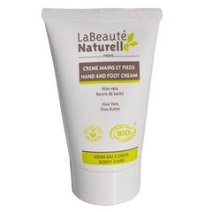 Органический крем для рук и ног, La Beauté Naturelle