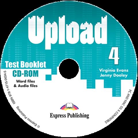 UPLOAD 4 test booklet cd-rom