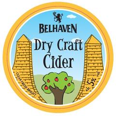 Сидр Belhaven Dry Craft Cider