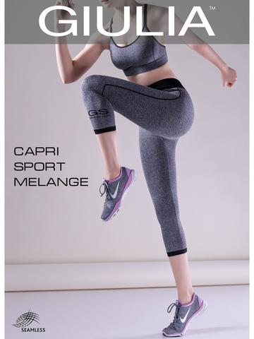 Легинсы Capri Sport Melange 01 Giulia
