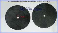 Мембрана для SunSun ACO-016