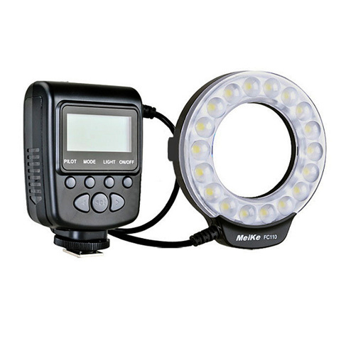 Вспышка Meike Macro Ring Flash Light FC-110