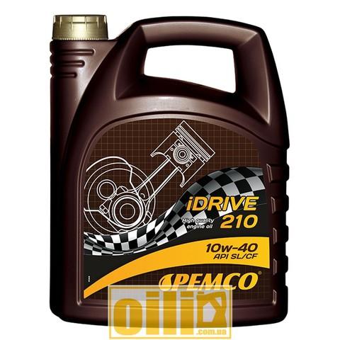 Pemco iDRIVE 210 10W-40 5L