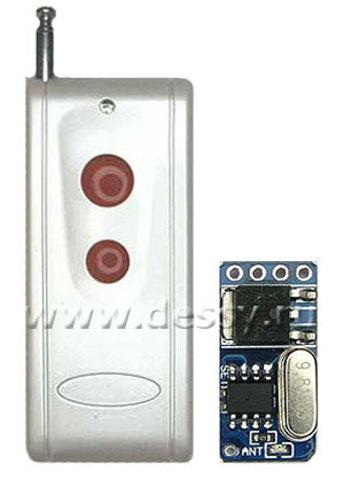 Миниатюрная одноканальная система дистанционного включения RMC010