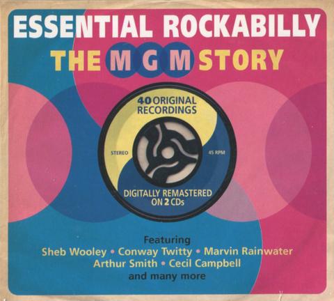 Сборник / Essential Rockabilly - The MGM Story (2CD)