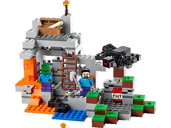 Лего Майнкрафт 21113