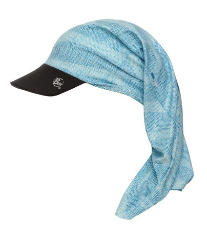 Visor Buff BLUE PALM