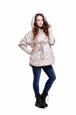 Куртка 04906 белый