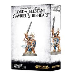Lord-Celestant Gavriel Sureheart
