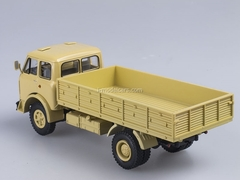 MAZ-500A board yellow 1:43 Nash Avtoprom