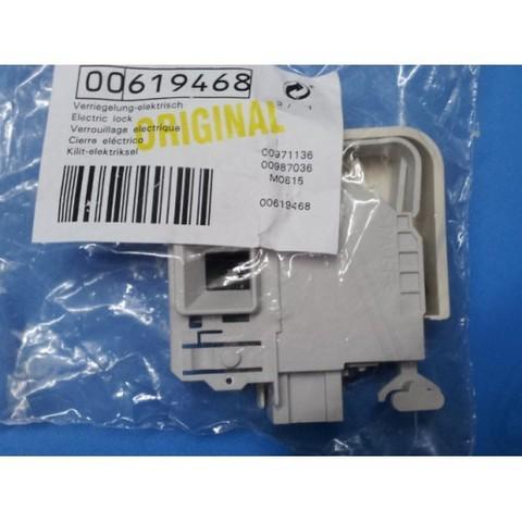 Устройство блокировки люка (УБЛ) для стиральной машины Bosch (Бош) - 619468, 621550, 633315, см. 621550